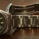 Seiko 5 mit kleiner Blessur am Armband